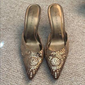 Rampage heels - Dana
